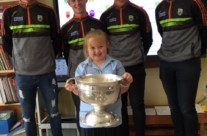 Surprise visit from Minor All-Ireland Winners 2018