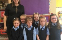 Welcome our new Junior Infants