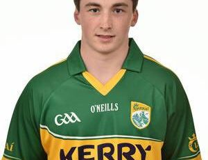 Best of luck to Shane, Paul & the Kerry Team in the All-Ireland football final 2019